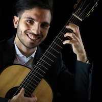 Bachelor in Classical Guitar at Conservatory of Music  San Pietro a Majella , Naples. Master Degree at Haute ecole de Musique de Geneva.